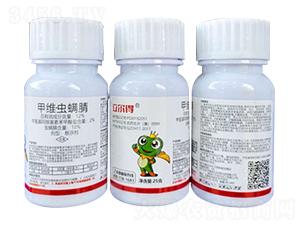 12%甲維·蟲螨腈懸浮劑【25g】-立爾得