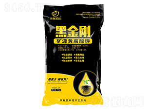 矿源黄腐酸钾-黑金刚-华豫诺尔