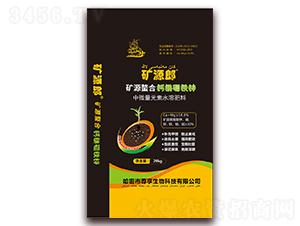 25kg矿源黄腐酸螯合钙镁-矿源郎-尊享生物