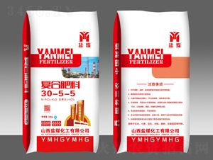 盐煤氯基复合肥料30-5-5(40-50kg)