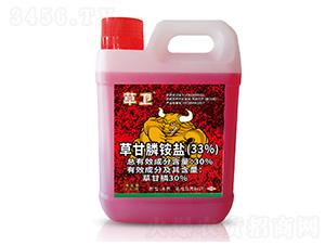 30%草甘膦铵盐(4kg)-草卫-恒丰化工