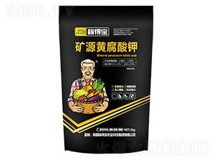 1kg矿源黄腐酸钾-稼得宝生物