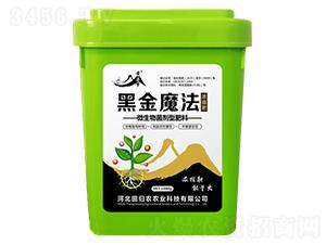 微生物菌剂型肥料-黑金魔法-田归农