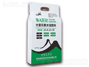 高氮型大量元素水溶肥料32-8-12+TE-黄粱梦-田归农