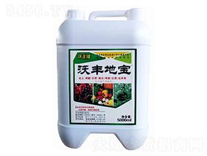 复合微生物肥料-沃丰地宝-德强生物