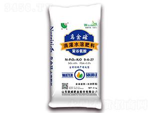聚谷氨酸滴灌水溶肥料9-6-27-乌金硅-联威肥业
