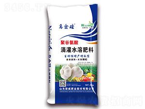 聚谷氨酸滴灌水溶肥料-乌金硅-联威肥业