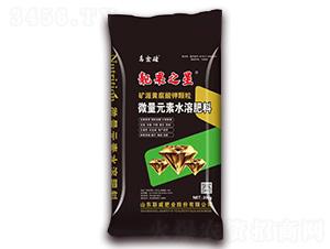 矿源黄腐酸钾颗粒-靓果之星-联威肥业