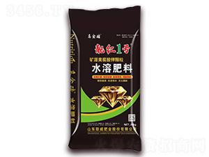 矿源黄腐酸钾颗粒-靓红1号-联威肥业