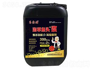 5kg海草鱼头浆-乌金硅-联威肥业