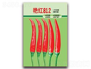 艳红812-朝天椒种子-萧诚