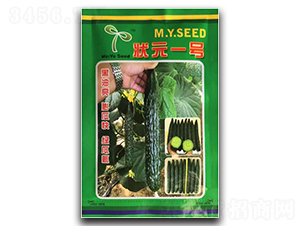 状元一号-黄瓜种子-凌广农业