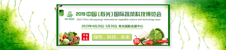 2019寿光菜博会-2019第二十届(寿光)国际蔬菜科技博览会